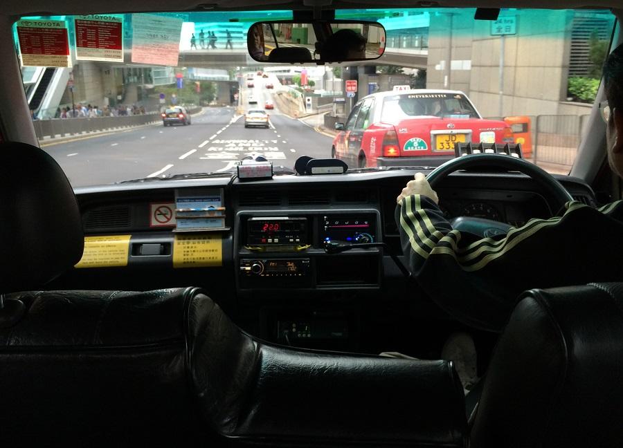 taxi-interior